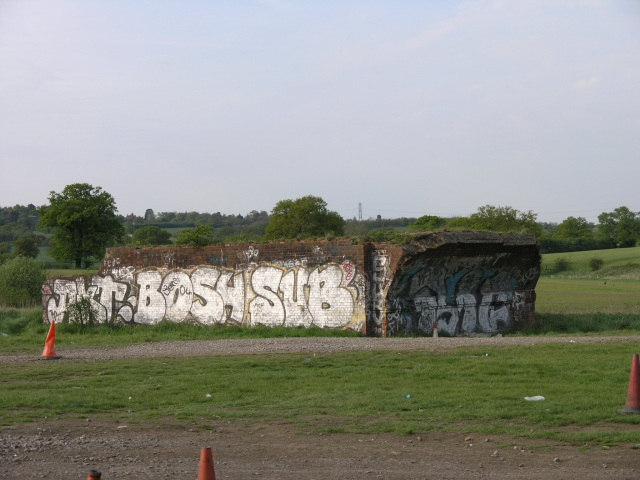 Remains of Viaduct at Brockley Hill