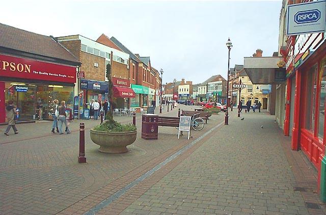 High Street, Long Eaton
