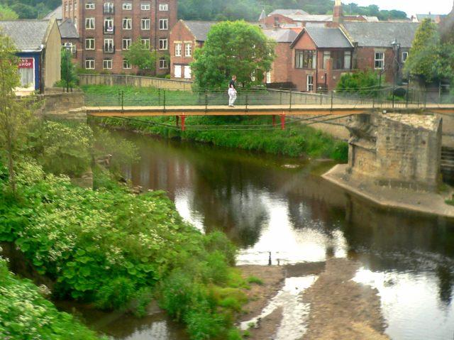 Morpeth Footbridge