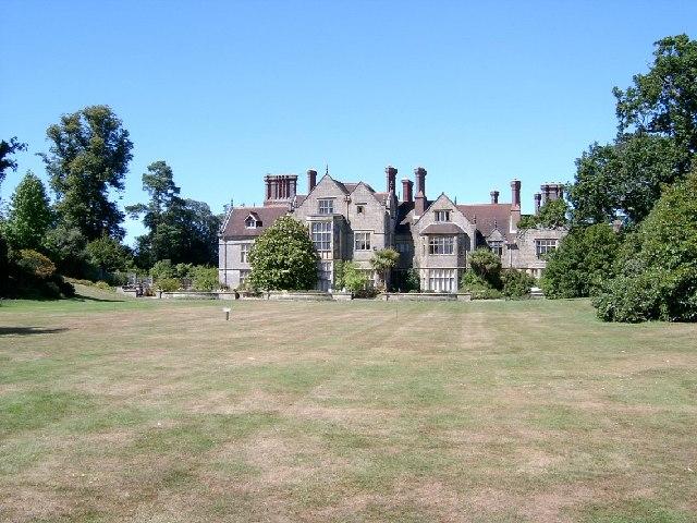 Borde Hill house