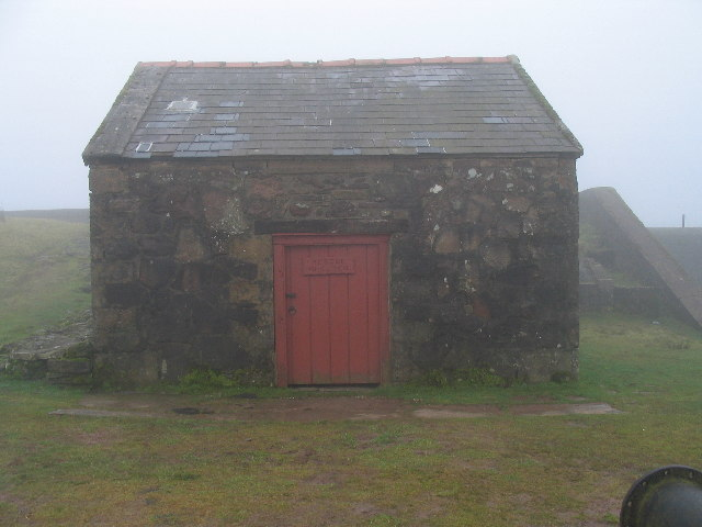 Emergency Shelter at Llyn y Fan Fach