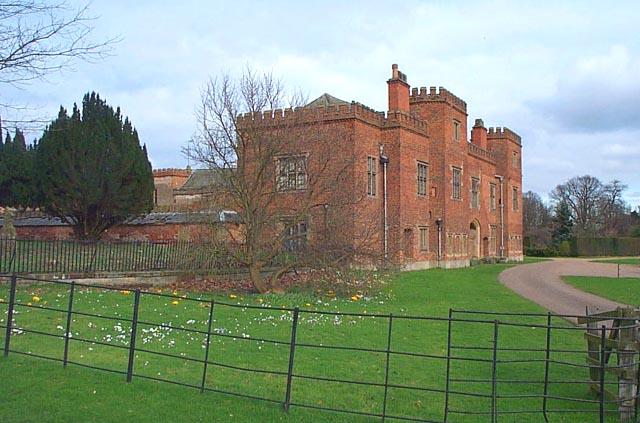 Holme Pierrepont Hall