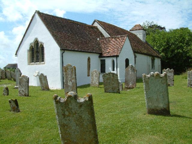 All Saints Church Chalbury