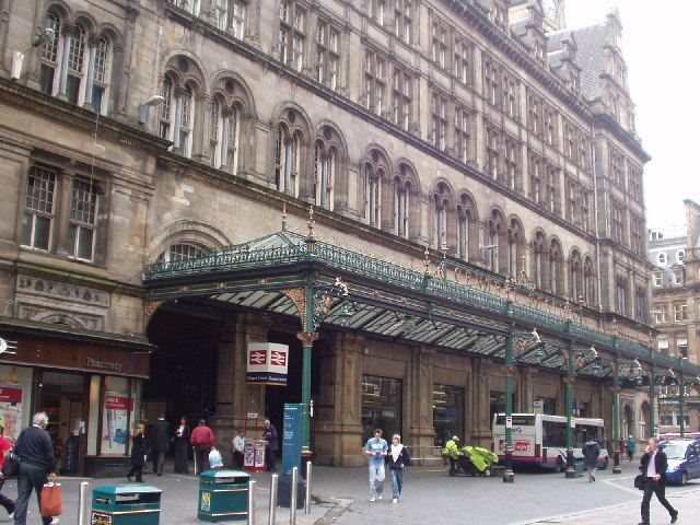 Central Station, Glasgow
