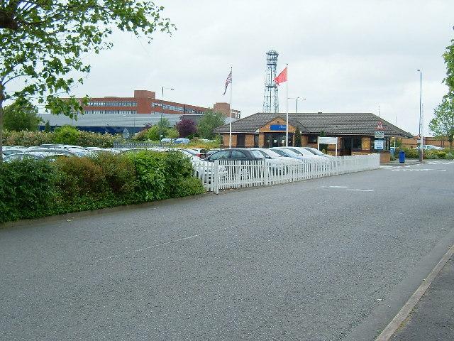 Marconi - New Century Park