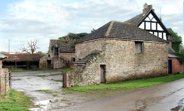Farm at Kilpeck