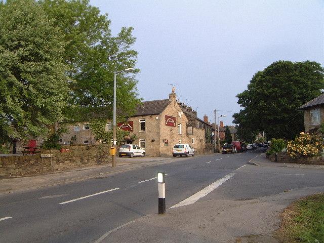 Oxspring Inn