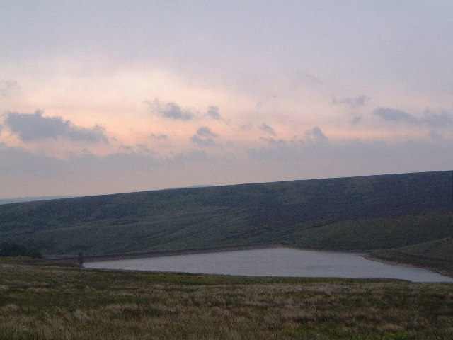 Upper Windleden Reservoir