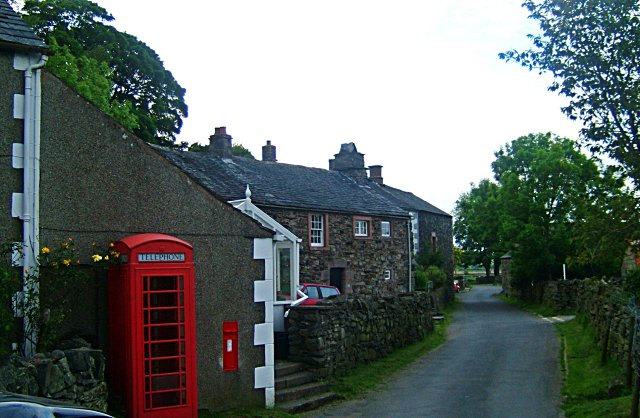 Mosedale village