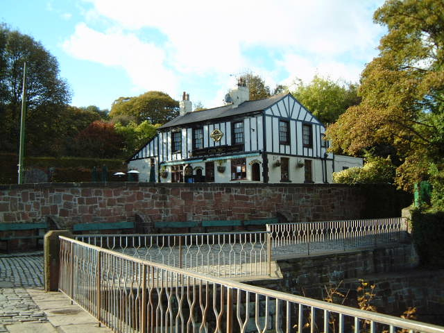 The Tap (Pier Bar), Eastham Ferry