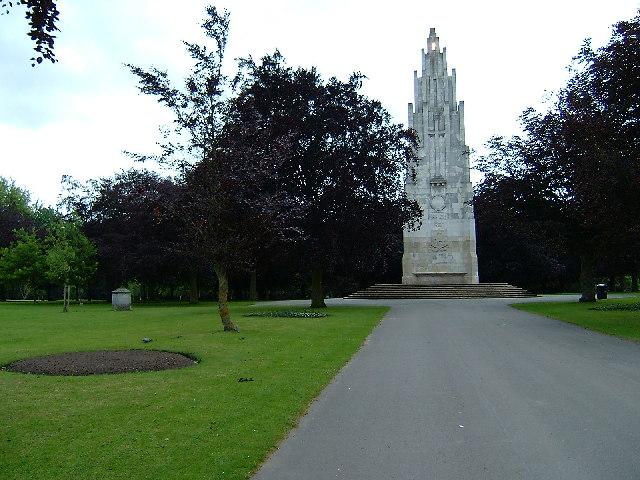 Coventry War Memorial