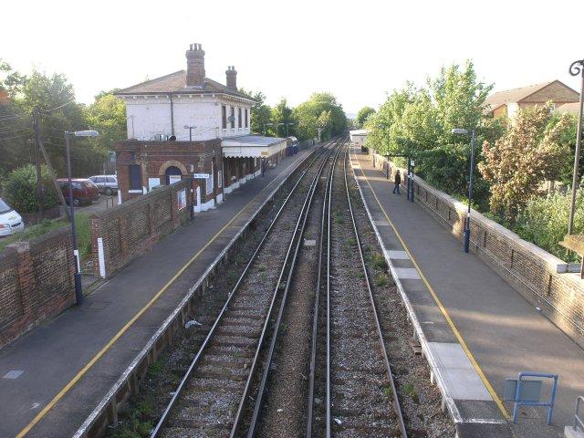 Snodland Railway Station