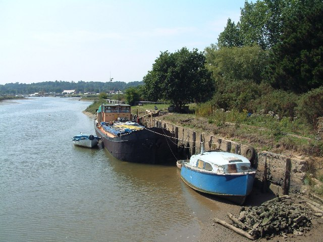 Wilford Bridge Quay