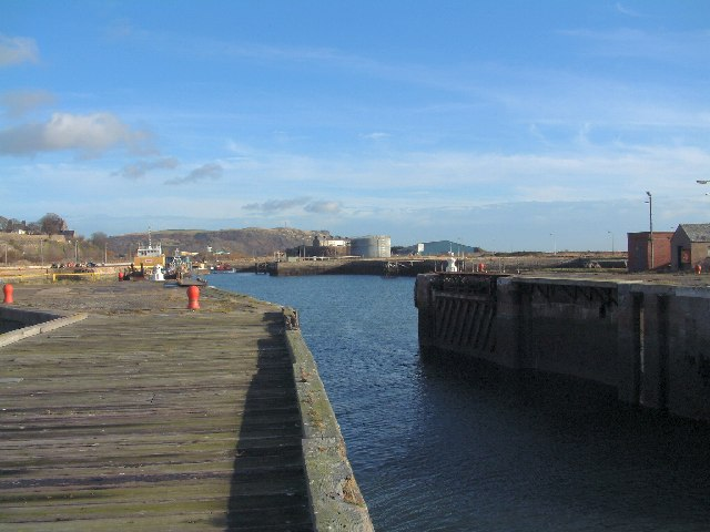 Burntisland Docks