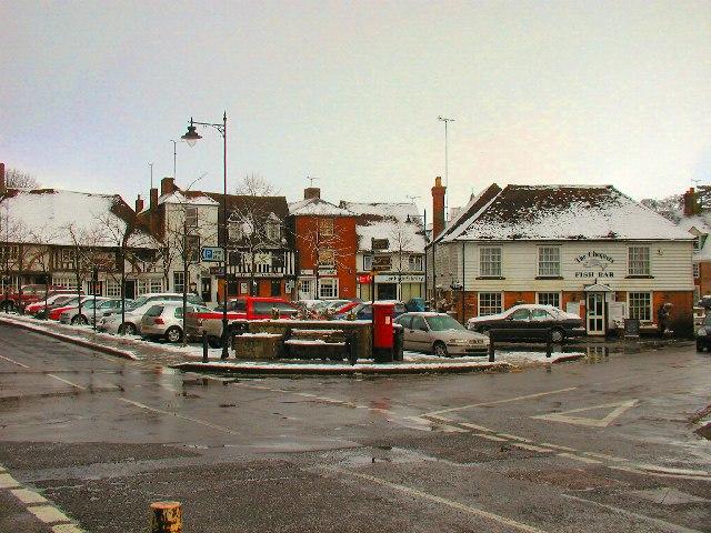 Town Square, Lenham