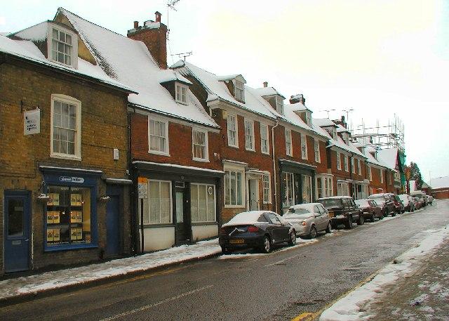 Lenham High Street