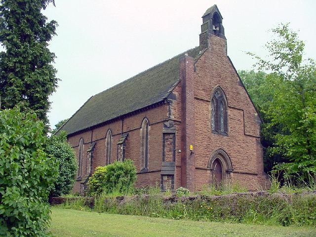 Parish Church Kimberley