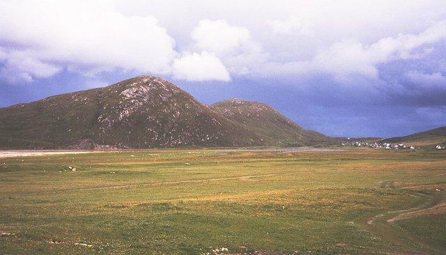 Machair, Taobh Tuath.