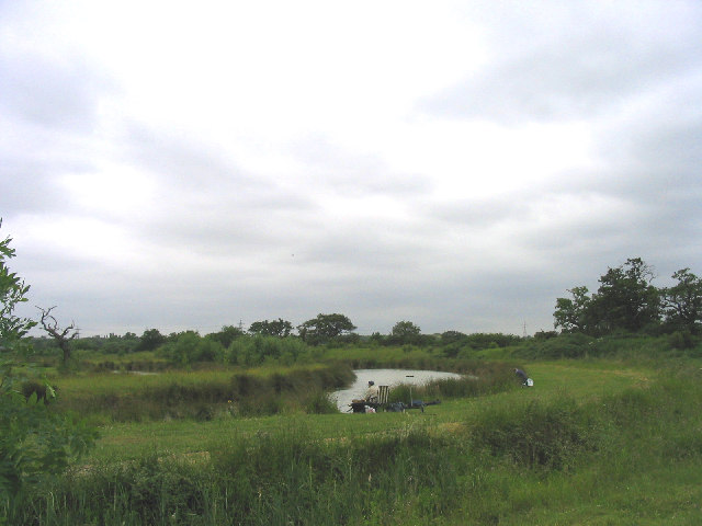 Fishing Lakes, Clay Tye, Upminster, Essex