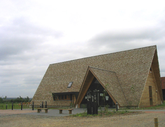 Thames Chase Visitors Centre, Cranham, Essex