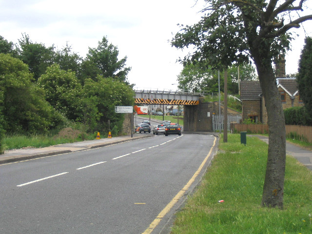Railway Bridge, St Marys Lane, Cranham, Essex