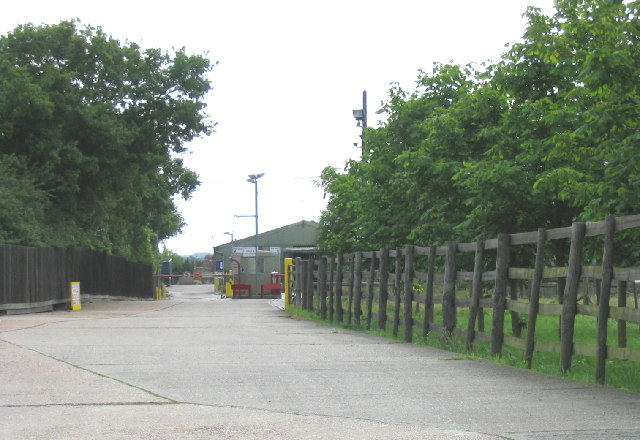 Industrial Estate, Warley Hall Lane, Brentwood, Essex