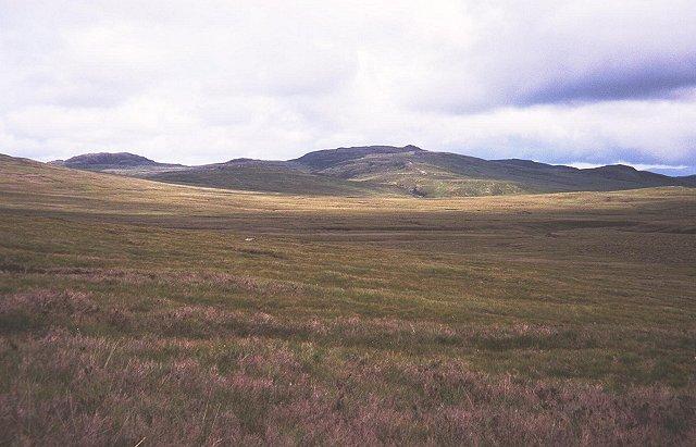 Near the Allt Tarsuinn
