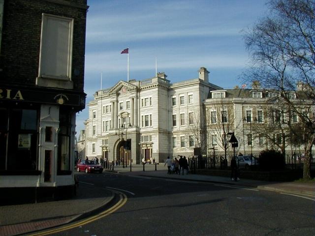 County Hall, Kent