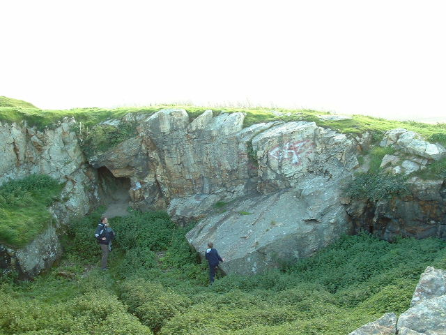 Deganwy Castle Hill