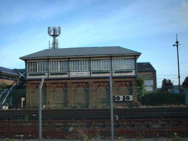 Chichester Signal Box