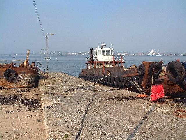 Balblair Pier