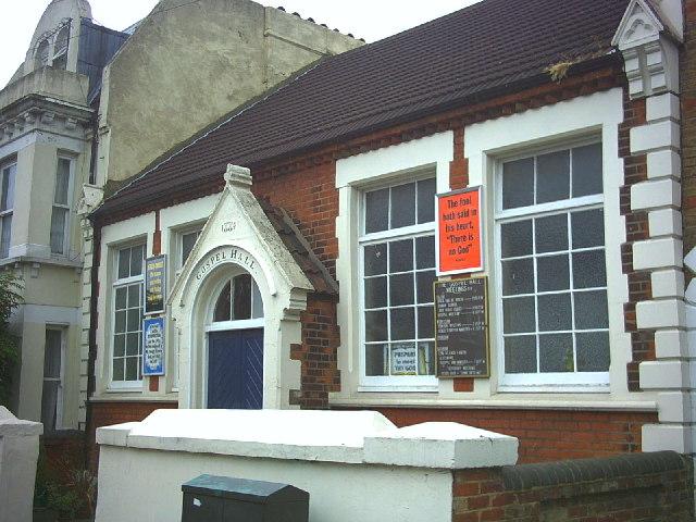 Gospel Hall, Longley Road, Tooting Junction.