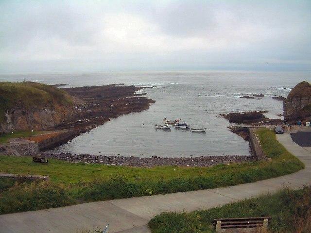 Staxigoe Harbour