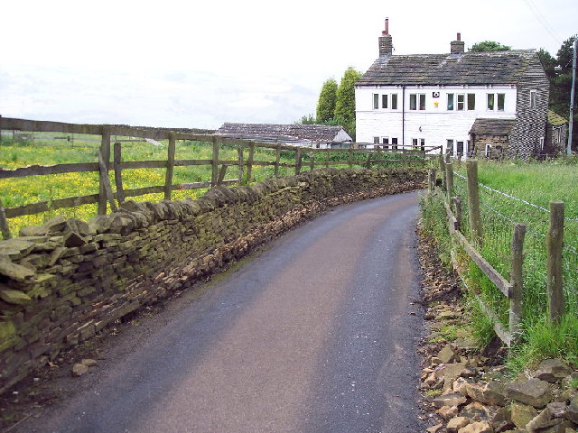 Abbey Lane, near Popple Wells