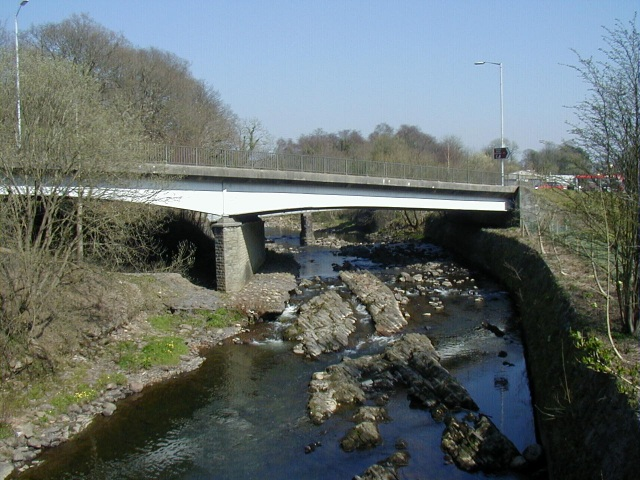 Pontamman Road Bridge