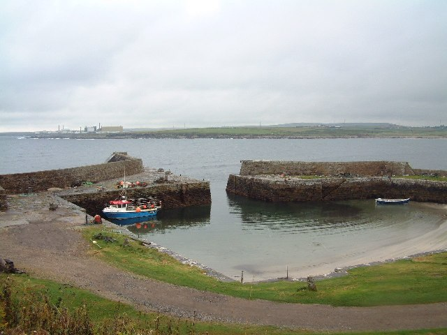 Sandside Harbour