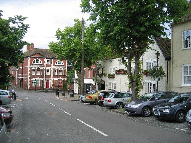 High Street, Kenilworth