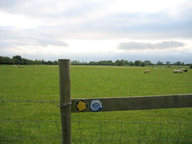 Warwickshire countryside - Napton
