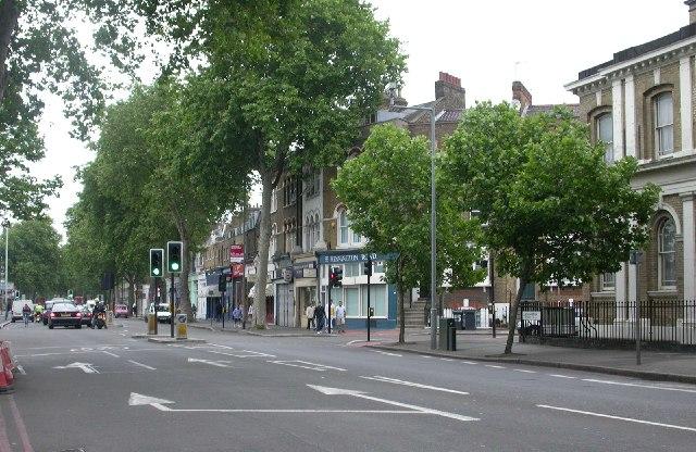 Kennington Road