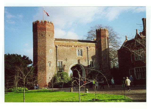 Hodsock Priory Gatehouse, Blyth, Notts.