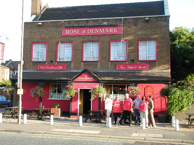 Rose of Denmark, Woolwich Road SE7