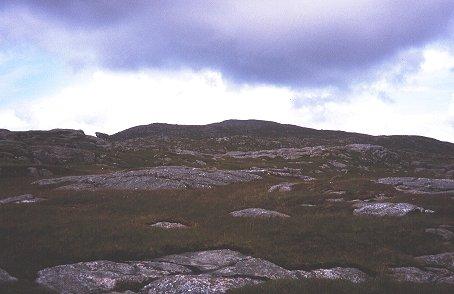 Lower slopes of Beinn Ra