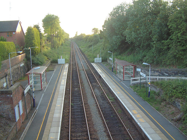 Upholland Station