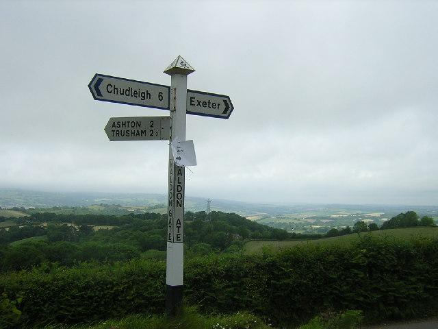 Haldon Gate, Haldon Hill, Devon
