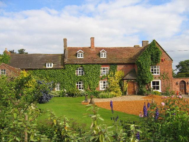 Woolscott Manor