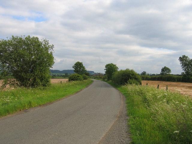 Grandborough to Flecknoe road
