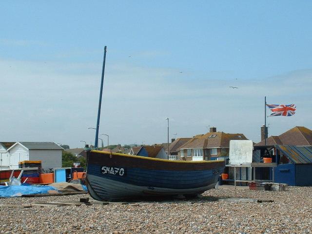 Worthing Fishing Boat