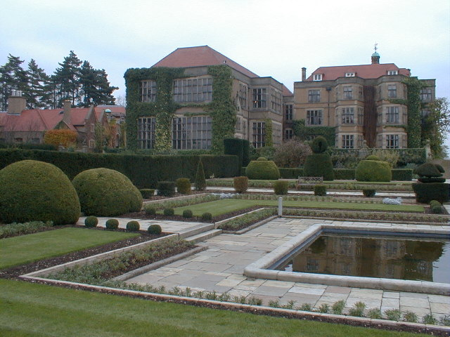 Fanhams Hall
