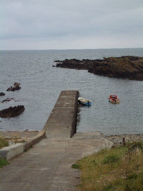Scarfskerry Pier