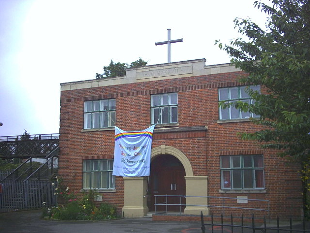 Tooting Junction Baptist Church, Longley Road.
